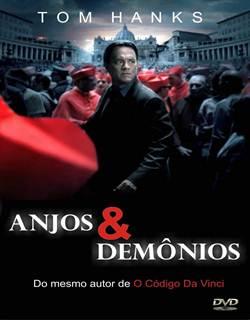 Anjos e Demônios Edição Extendida Dublado Rmvb + Avi Dual Áudio DVDRip