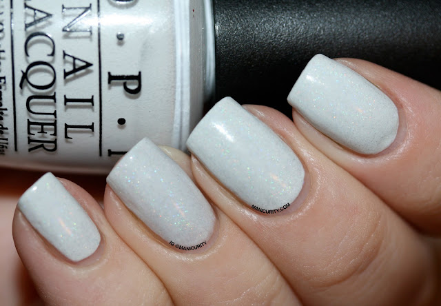 Manicurity | Polish Alcoholic Skiing Snowman - Swatches & Review