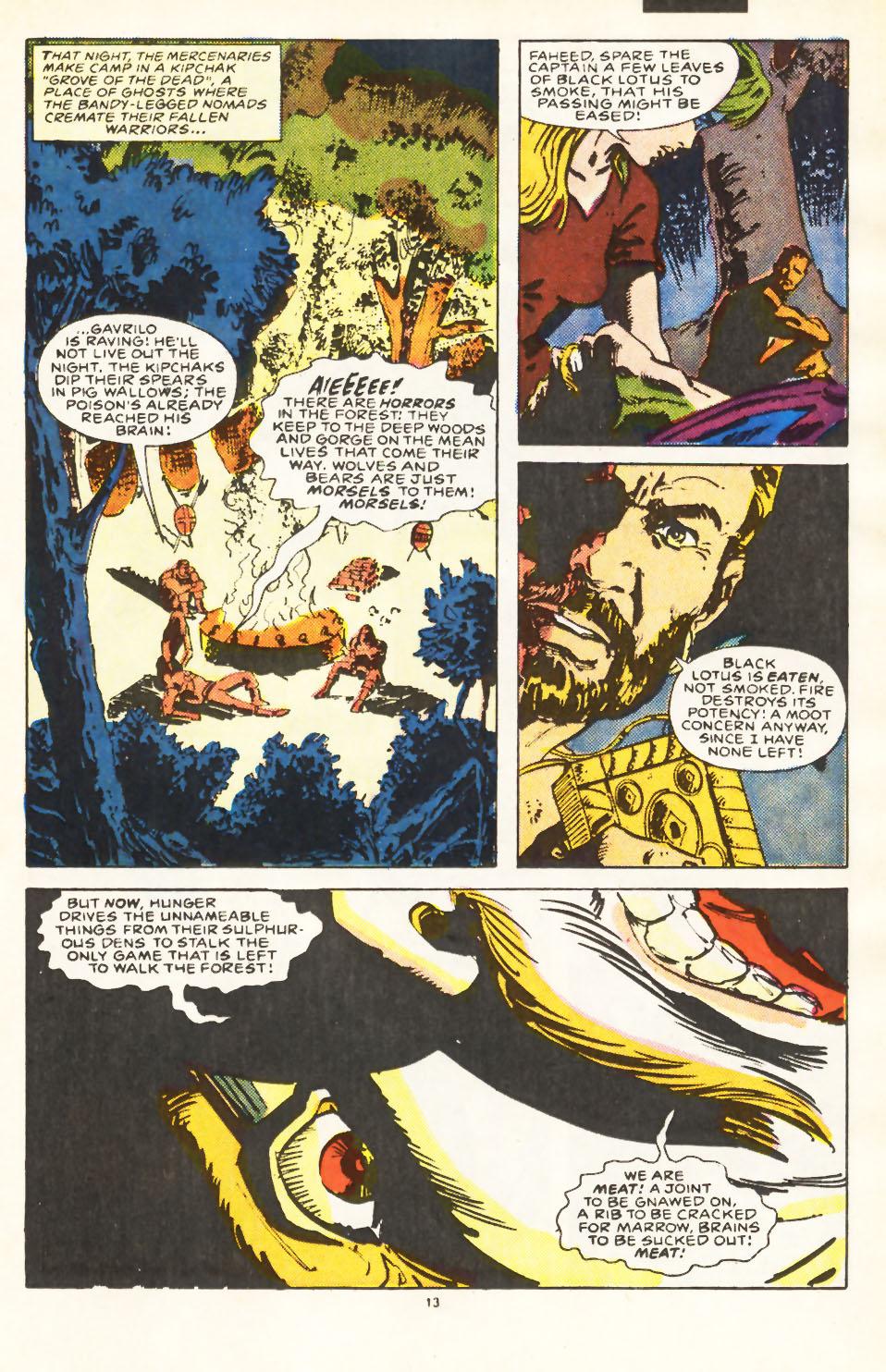 Conan the Barbarian (1970) Issue #224 #236 - English 10