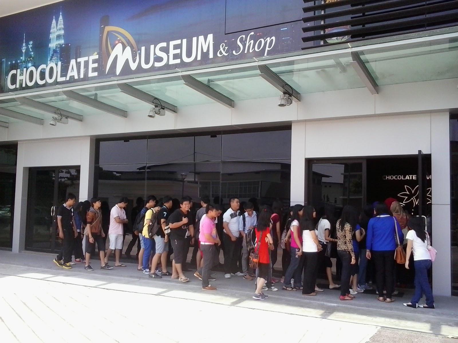 Chocolate Museum Damansara Chocolate Museum