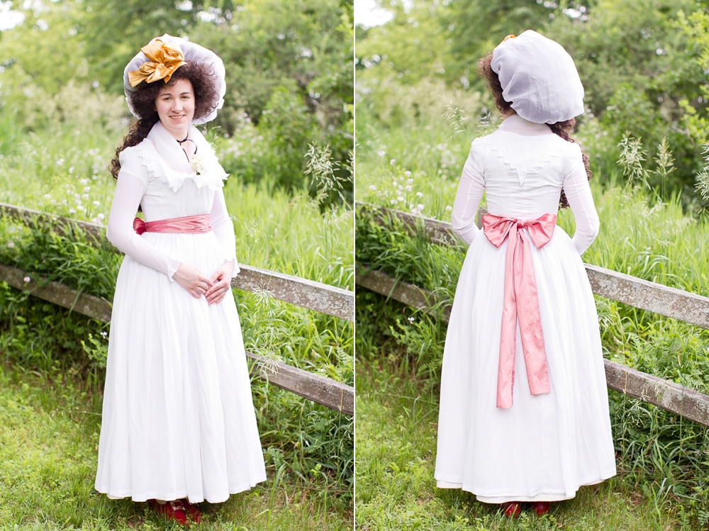 Mode de Lis: · 1780s Chemise Dress ·