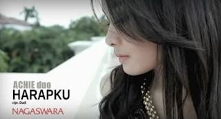 Download Video Clip Achie Duo - Harapku 3gp