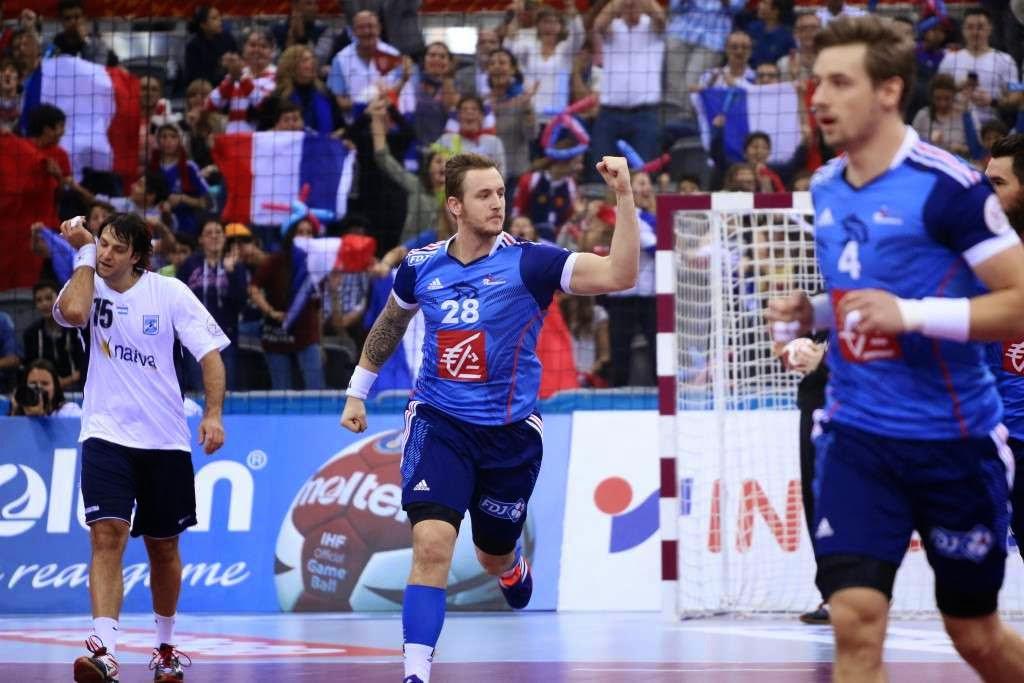Francia-Eslovenia