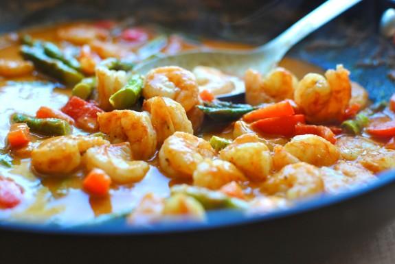 Thai Shrimp Curry | Thailand Recipes