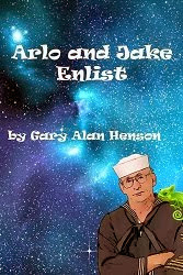 'Arlo and Jake Enlist' on Barnes and Noble