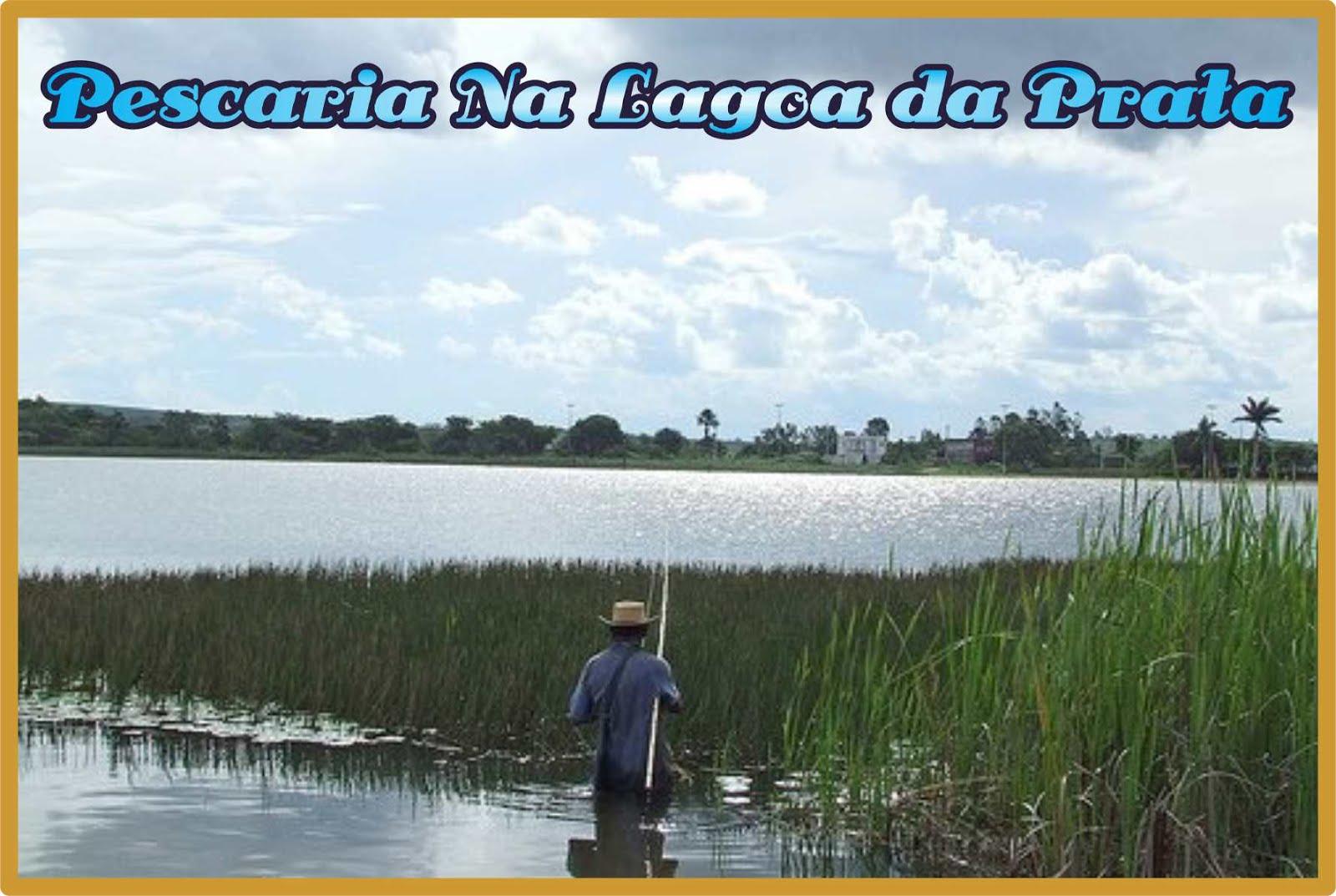 Pescaria na Lagoa da Prata