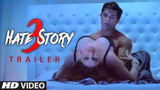 'Hate Story 3' Official Trailer _ Zareen Khan, Sharman Joshi, Daisy Shah, Karan Singh _ T-Series