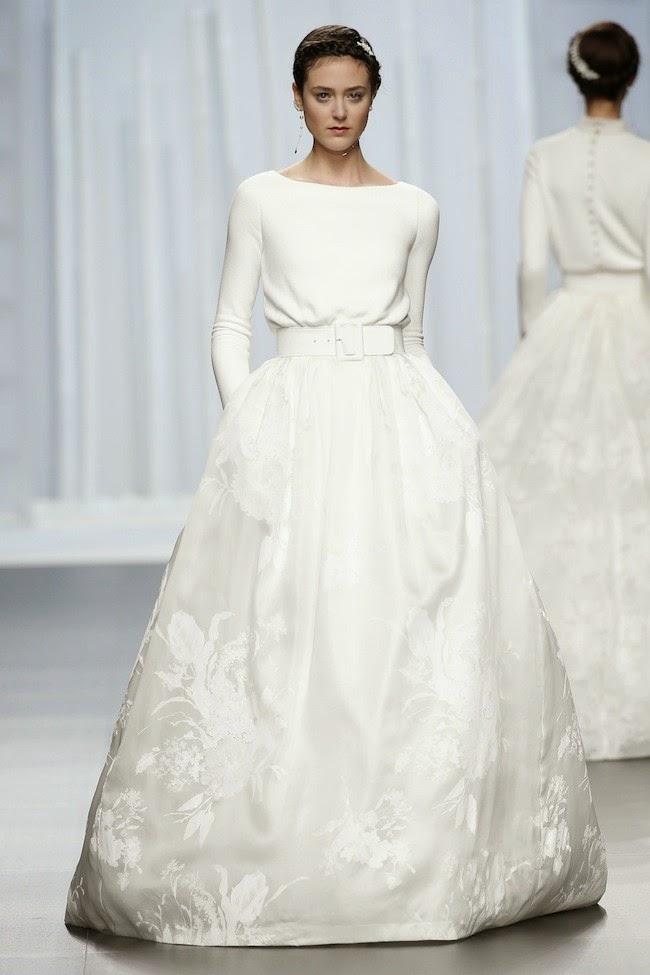 ana se va de compras: rosa clará y el vestido de novia de olivia palermo