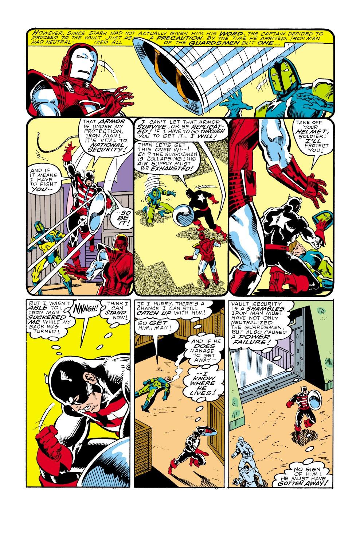 Captain America (1968) Issue #340 #270 - English 4