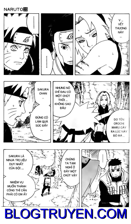 Naruto chap 299 Trang 5 - Mangak.info
