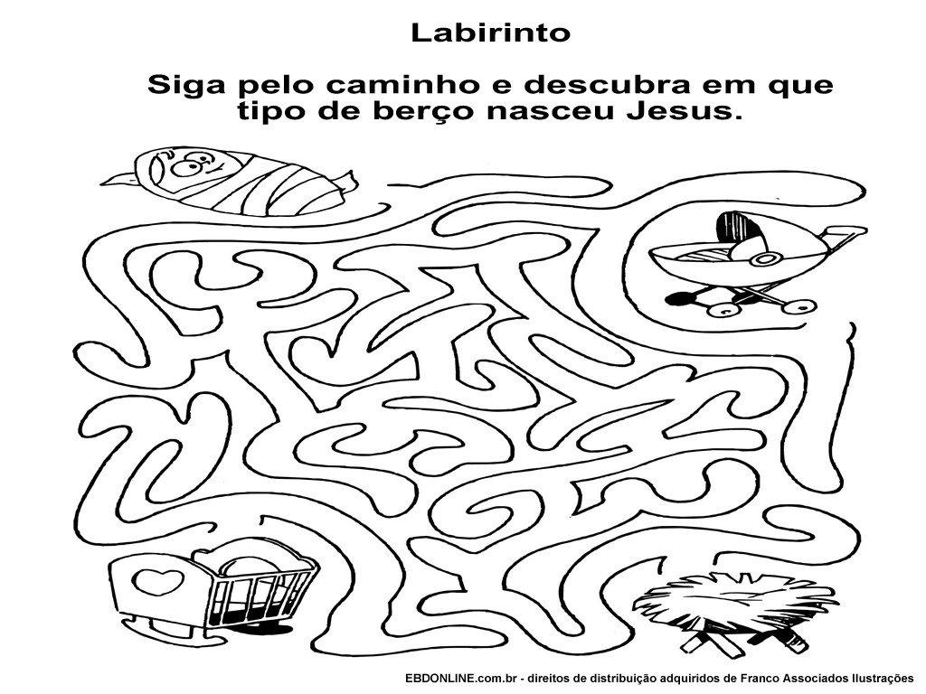 colorir ensino religioso atividades sobre o nascimento de jesus