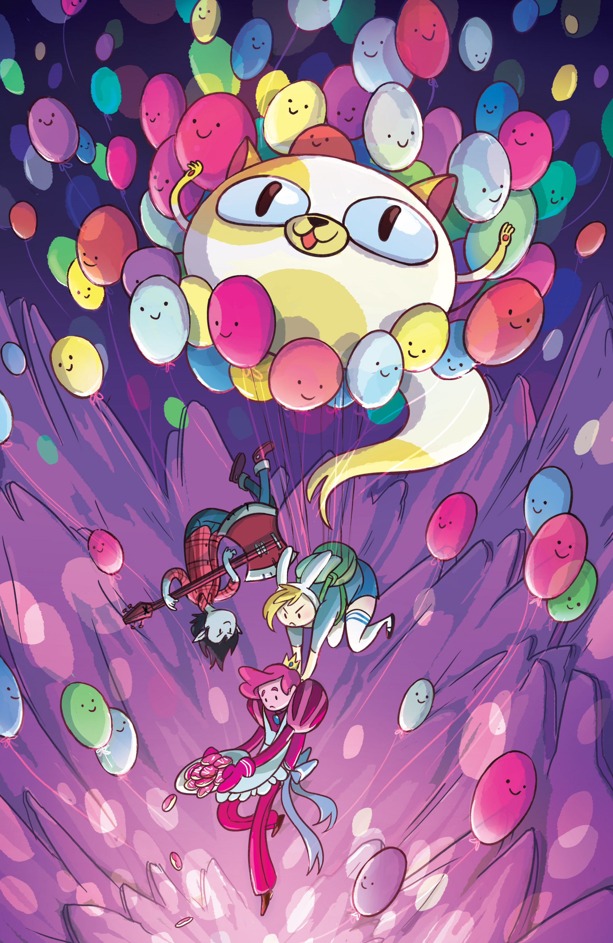 Read online Adventure Time with Fionna & Cake comic -  Issue #5 - 4