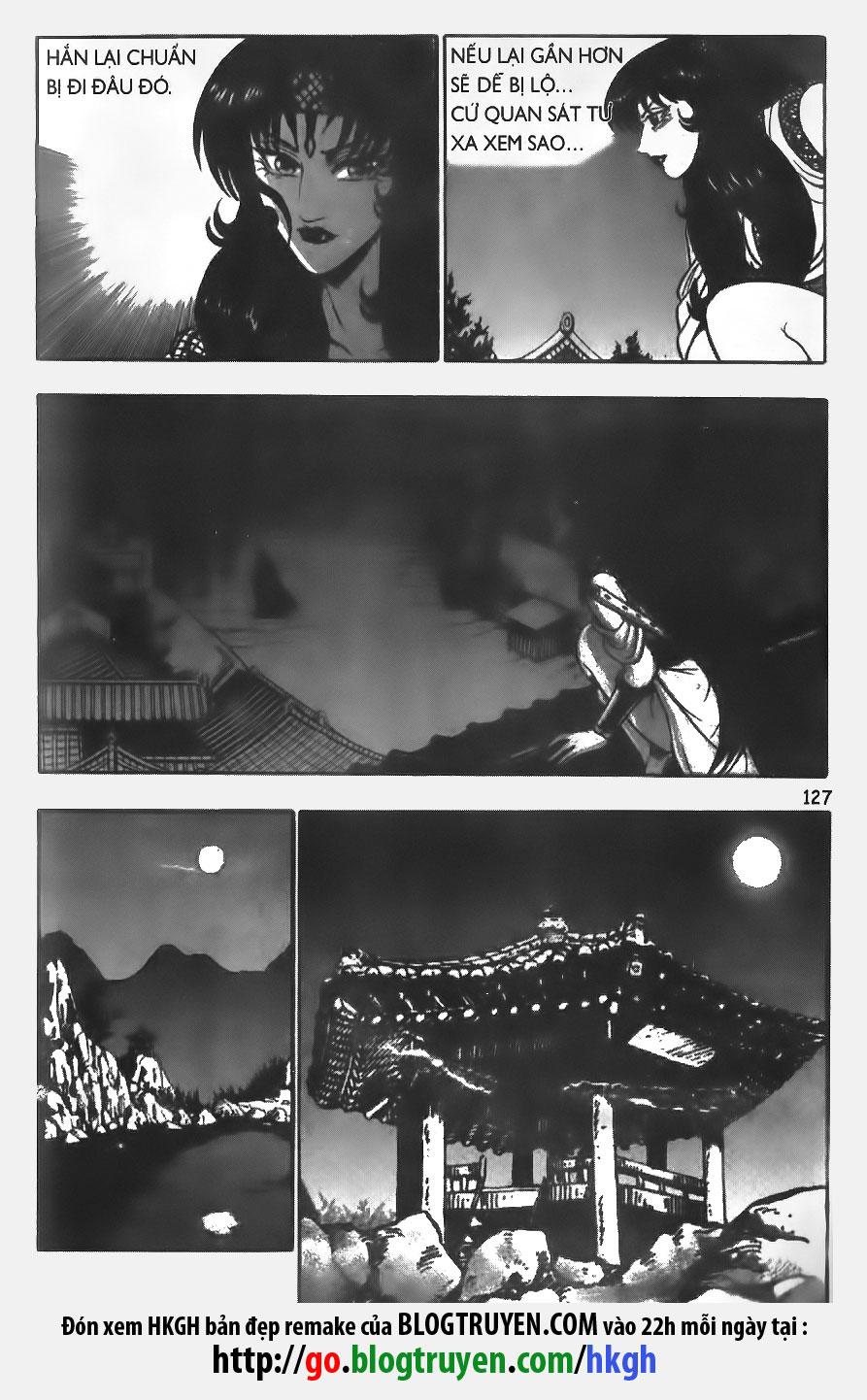 Hiệp Khách Giang Hồ - Hiệp Khách Giang Hồ Chap 052 - Pic 23