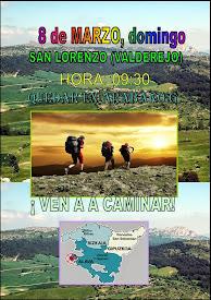 SENDERISMO A SAN LORENZO - VALDEREJO (ÁLAVA) // 8 DE MARZO (DOMINGO)