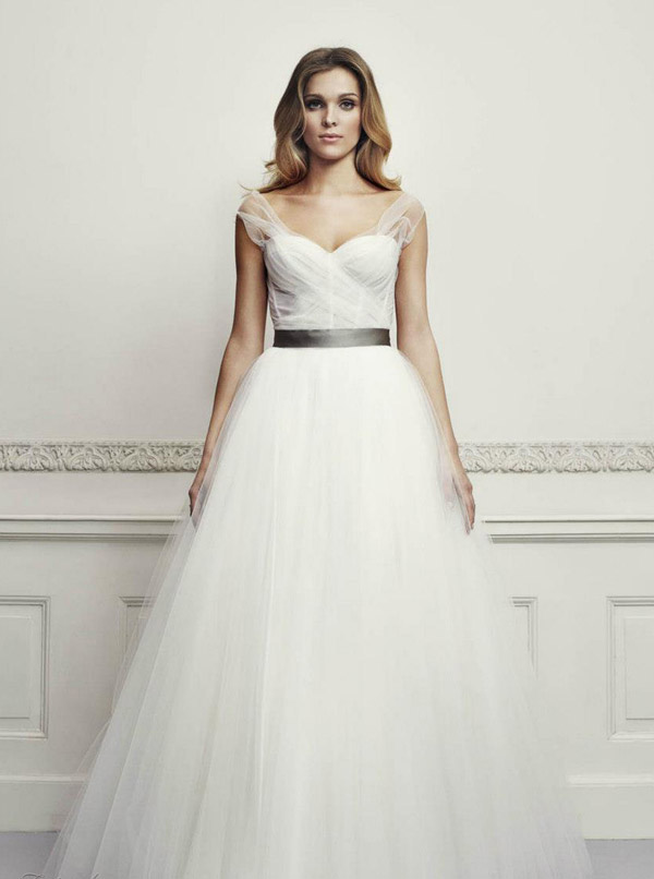 Wedding Dresses 2013 From Zień