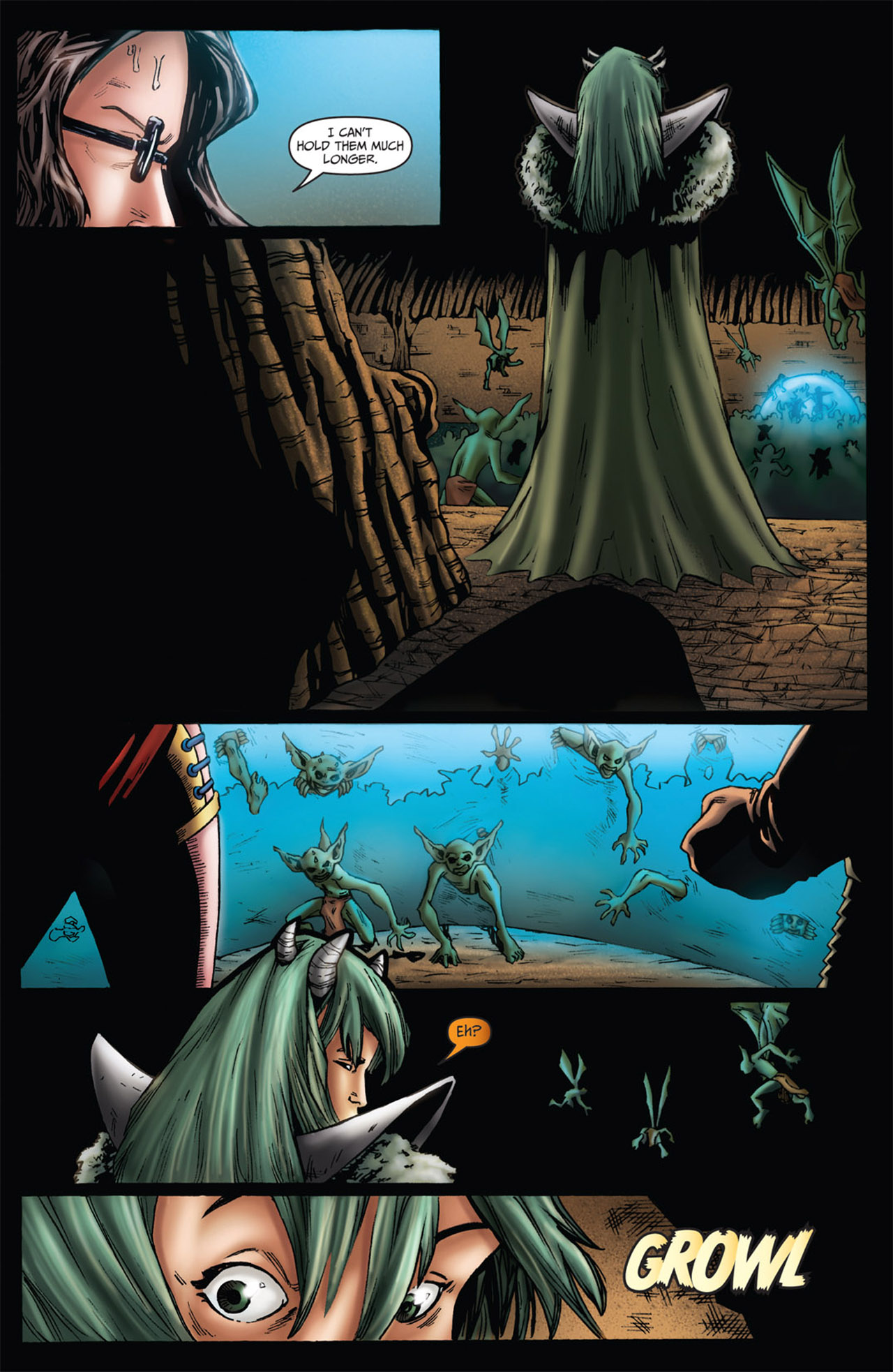 Grimm Fairy Tales (2005) Issue #56 #59 - English 5