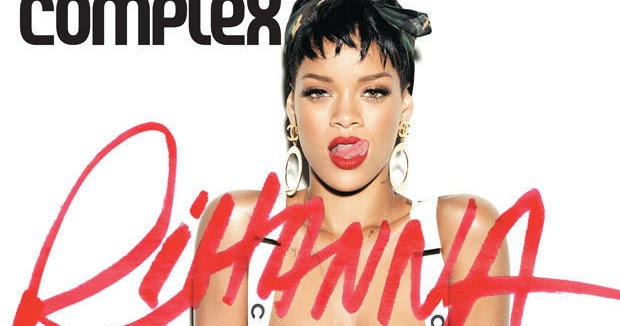 Rihanna Short Hair 2013 Complex