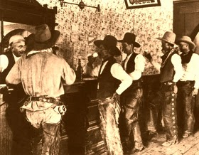 Did Cowboys Drink Cold Beer At Saloons