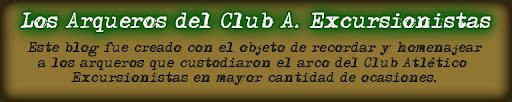 Arqueros del Club Atlético Excursionistas