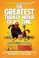 Free Birds large movie poster malaysia