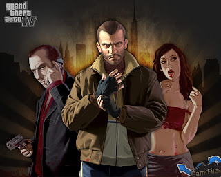 Grand Theft Auto Wallpaper