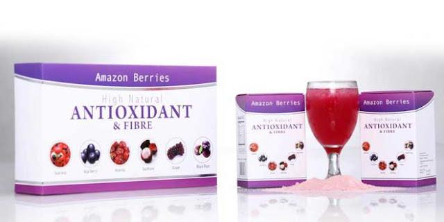 Manfaat dan khasiat Obat herbal Amazon Berries