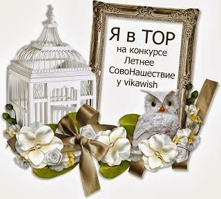 """Я в ТОР """"Летнее Совонашествие"""""""