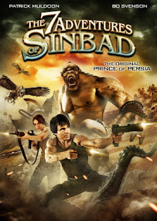The 7 Adventures of Sinbad 2010 Hindi Dubbed BluRay [300MB]
