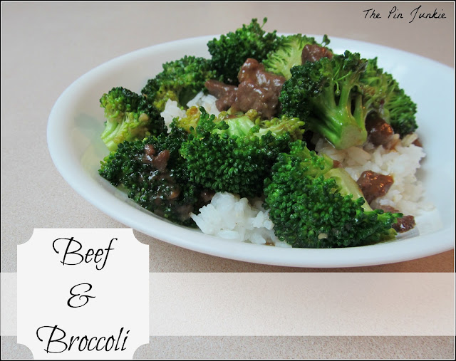 Beef & Broccoli