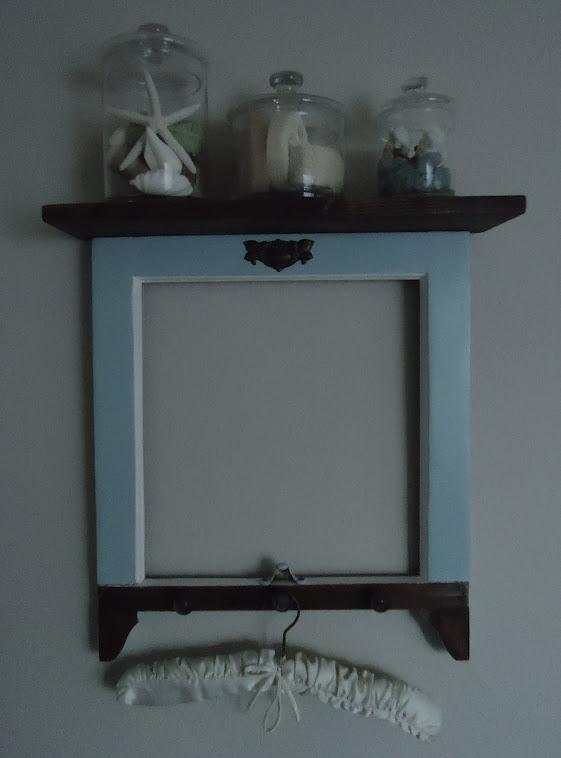 1920s Window Wall Display - SOLD