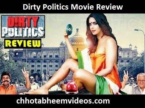 Dirty Politics 2015 Full Movie Review