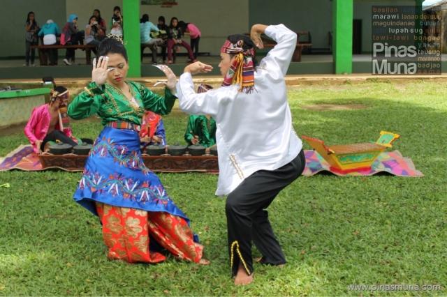 Pangalay Courtship Dance
