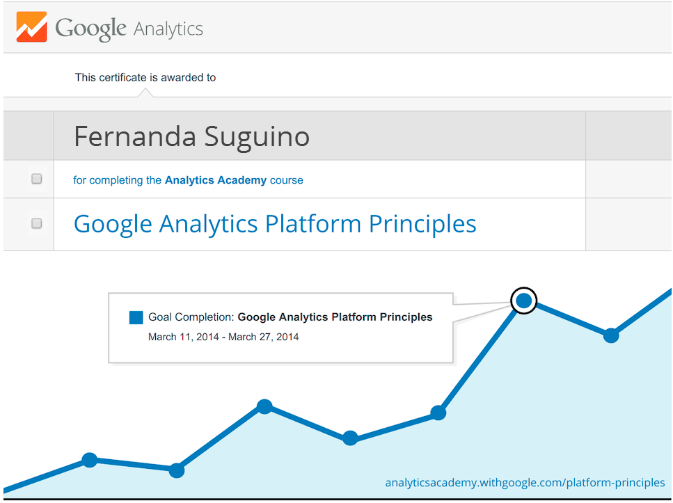 Google Analytics Platform Principles
