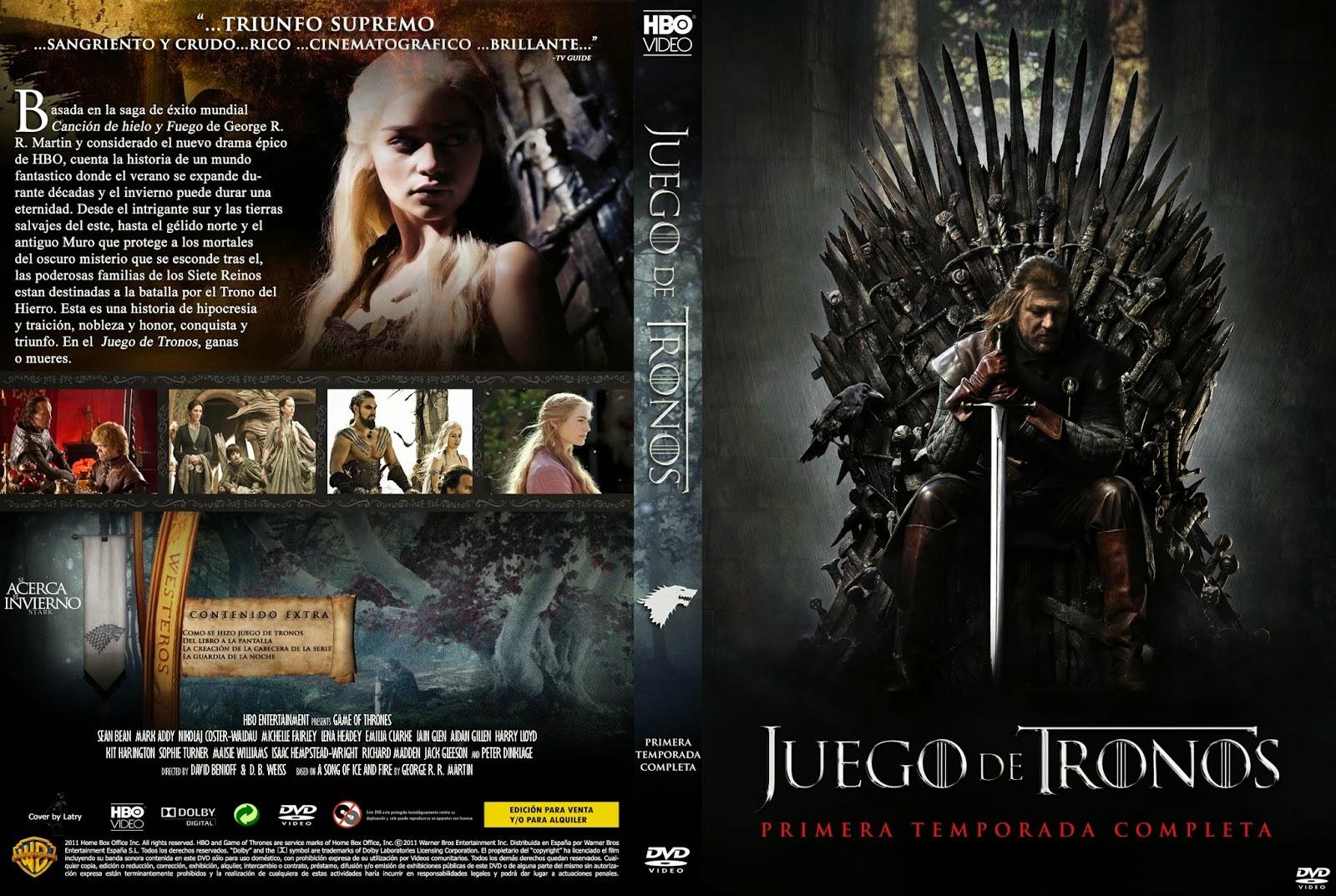 Descargar Juego De Tronos Temporada 1 Castellano Mega Millions ...