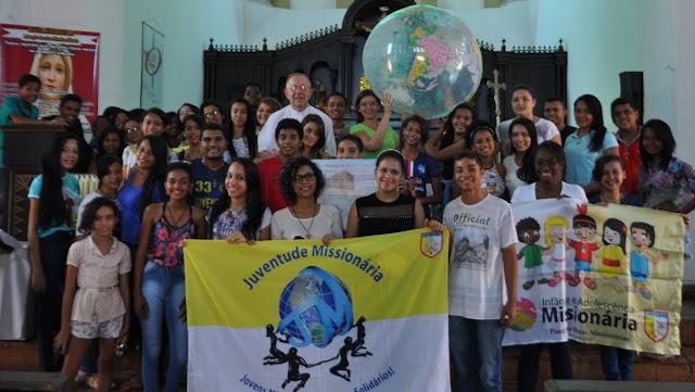 Encontro Missionário anima paróquia de Porto Nacional (TO)