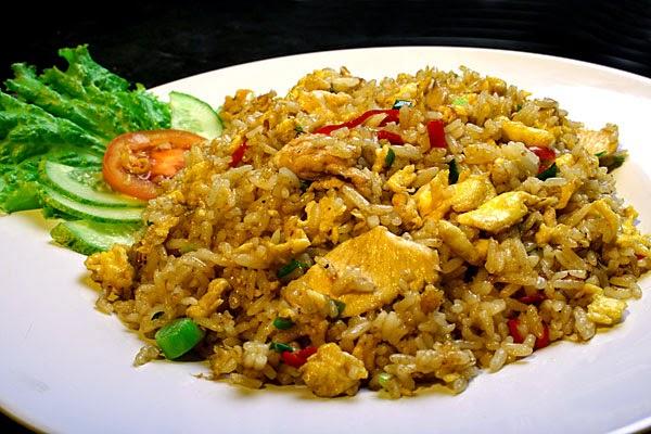 Resep Membuat Nasi Goreng