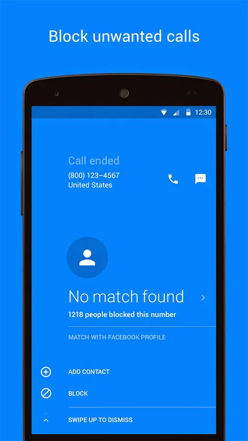 Hello — Caller ID & Blocking by Facebook apk