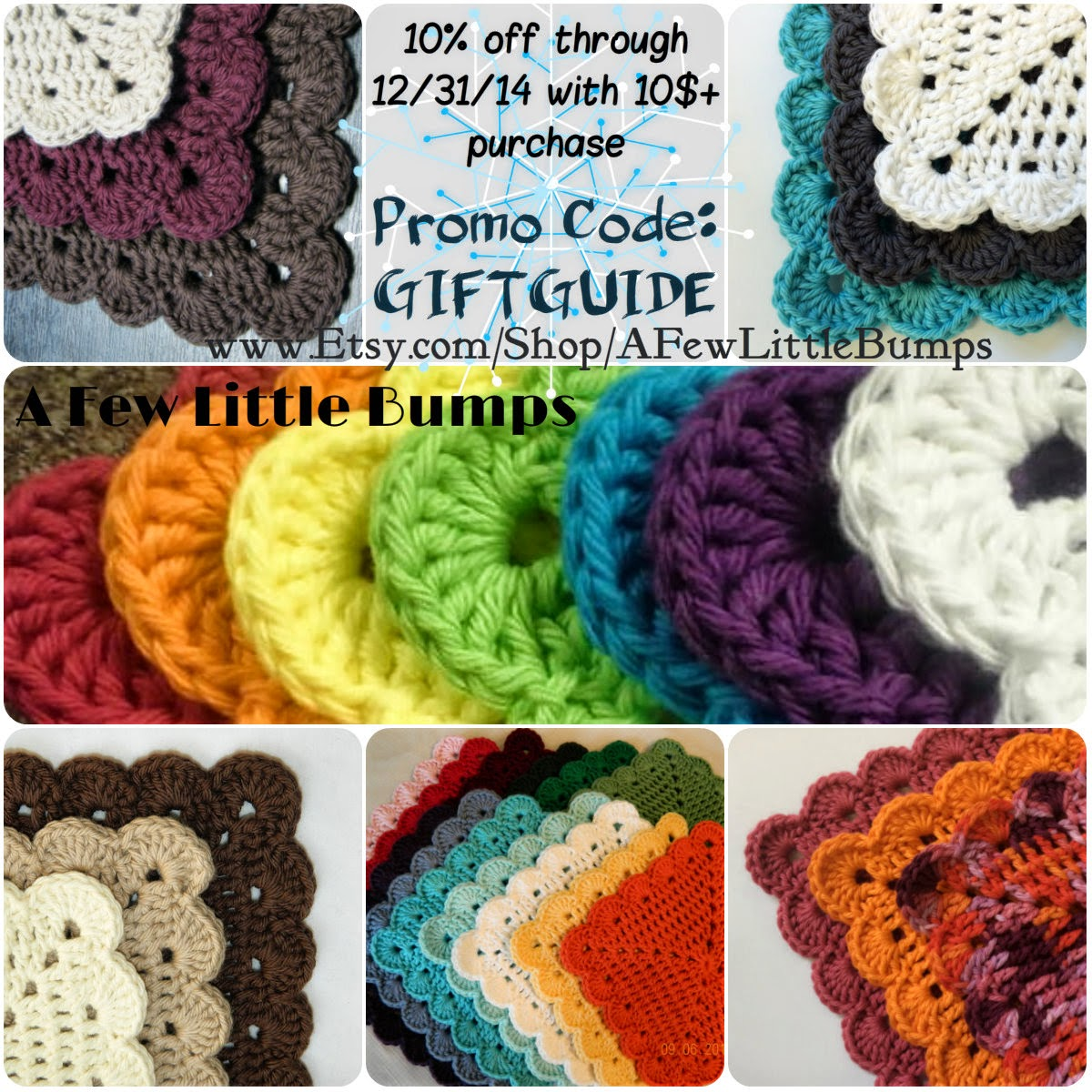 A Few Little Bumps Promo Code: GiftGuide