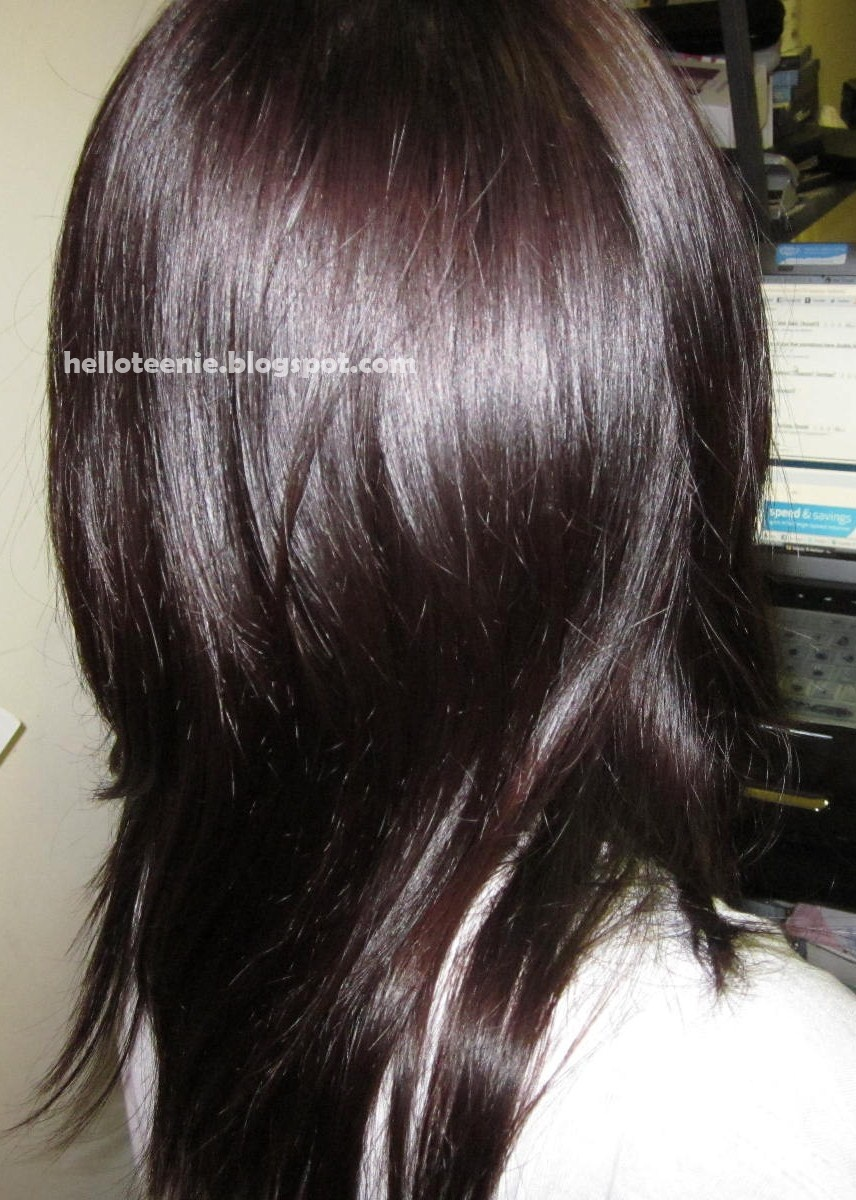 Revlon Dark Soft Brown Hair Color