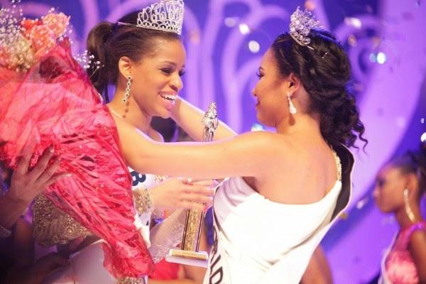 Miss Most Beautiful Girl in Nigeria 2014 winner Iheoma Nnadi