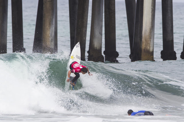 4 Keanu Asing Mens Vans US Open of Surfing 2015 WSL Chris Pittman   Pacific Surf and Lifestyle
