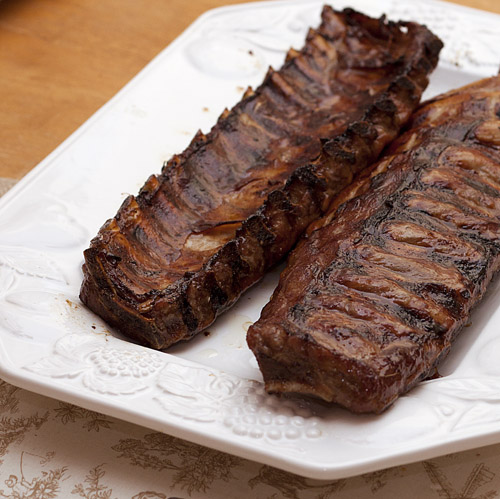 how to cook ribs in the oven from frozen