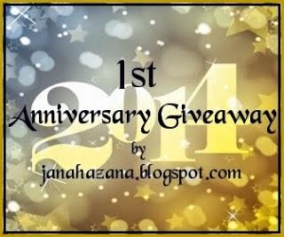 http://janahazana.blogspot.com/2014/01/1st-anniversary-giveaway-by.html