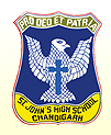 St. John's High School Sector 26 Logo