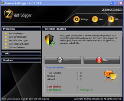 Zemana Antilogger v1.9.3.251 final