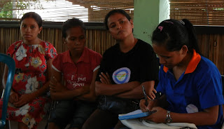 Young Timorese Activists