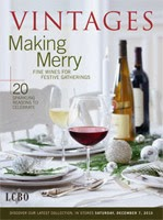 LCBO Wine Picks from December 7, 2013 VINTAGES Release