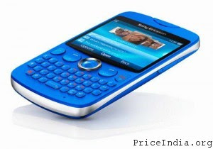 Sony Ericsson txt Candybar QWERTY Phone Review and Specification