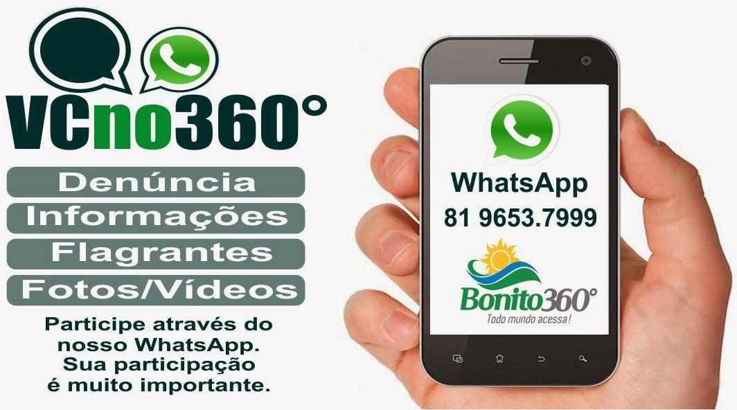 Redação Bonito360°