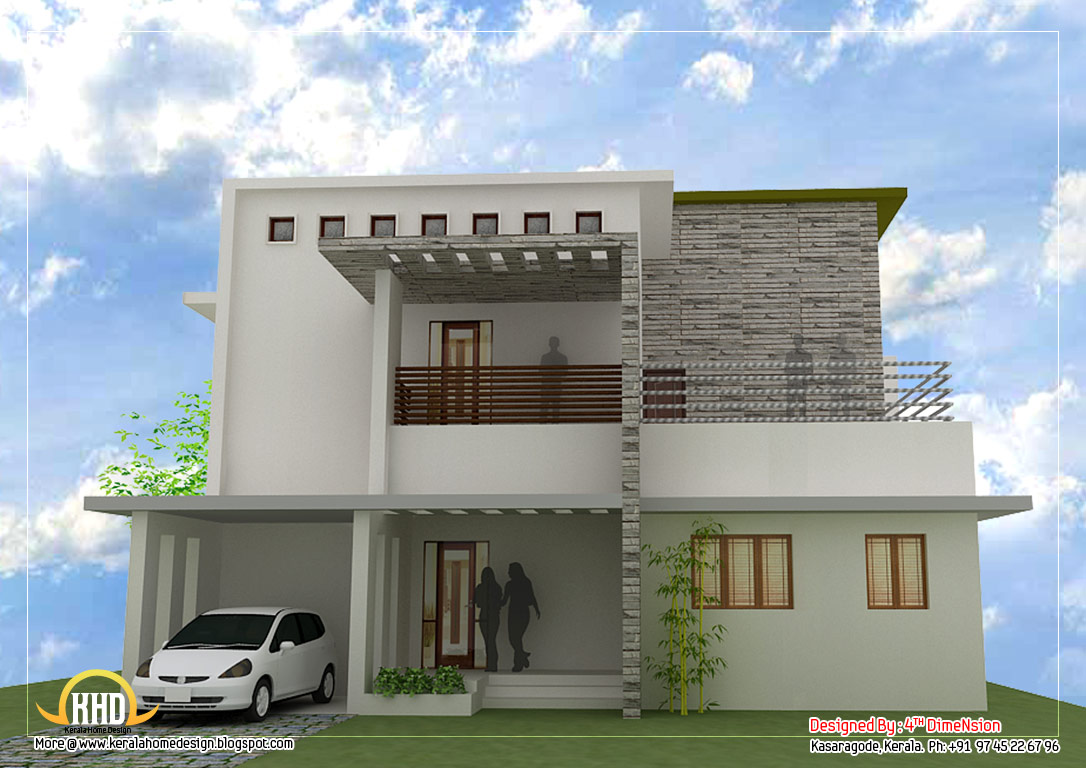 March  Kerala Home Design And Floor Plans - Home design images